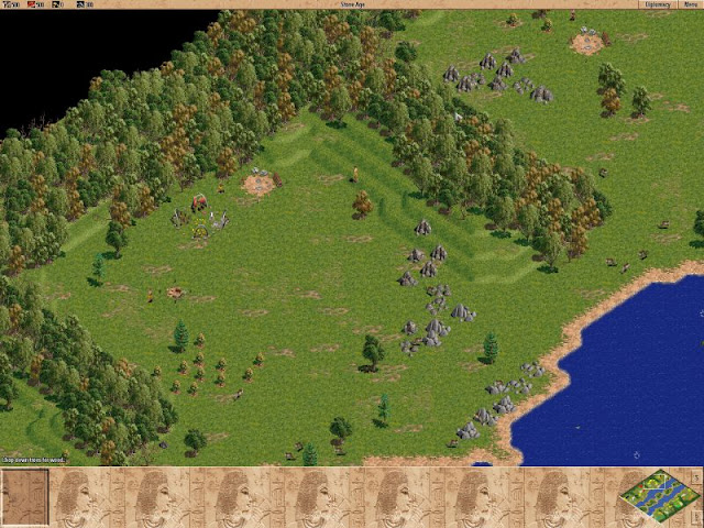Age Of Empires I - Đế Chế 1