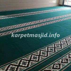Harga Karpet Masjid Polos Surabaya