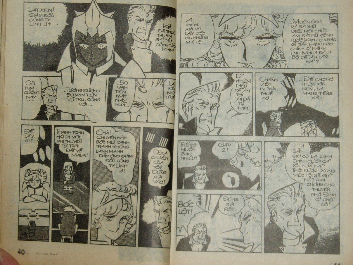 Siêu nhân Locke vol 04 trang 20