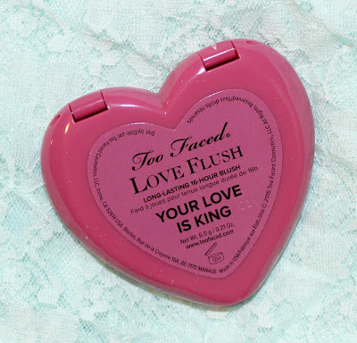 Too Faced Love Flush Long-Lasting 16-Hour Blush in Your Love Is King