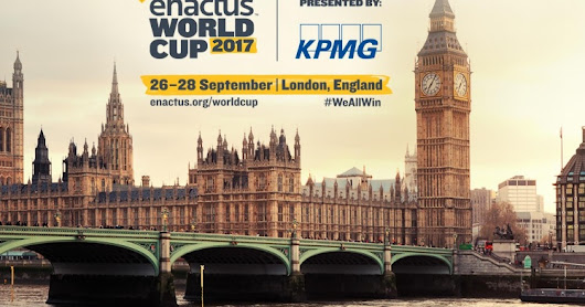 Road to London - Enactus World Cup 2017!