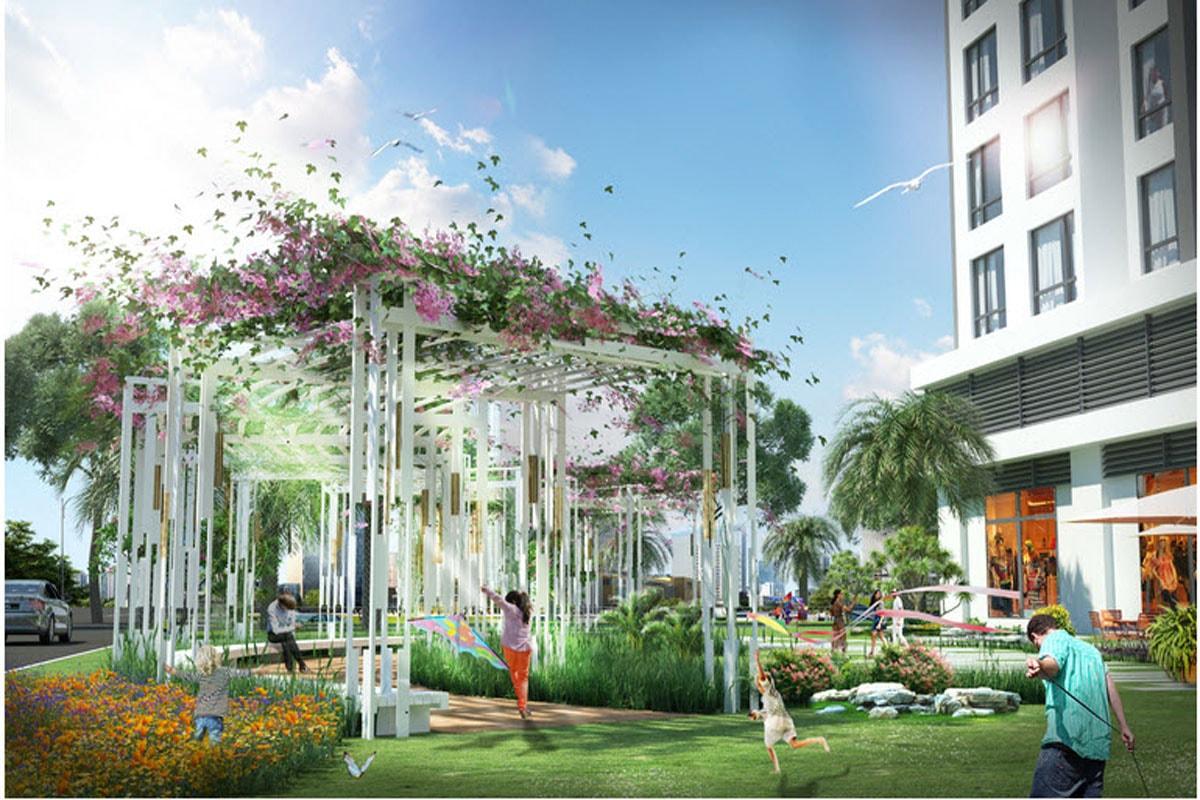 Biệt thự dự án Tnr Stars Yên Bái