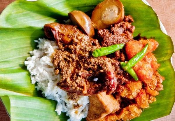 Macam Macam Makanan Khas Daerah Kuliner Makanan Khas Jogja Yang