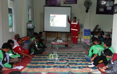 ACT gelar Pelatihan Pertolongan Pertama (PP) bersama PMI Provinsi Lampung dan Gaspool