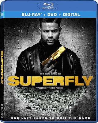 Superfly 2018 Blu Ray
