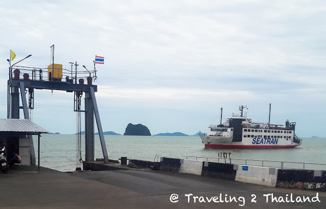 Seatran Ferry Koh Samui - Thailand