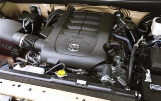 Toyota Tundra 2020 Engine