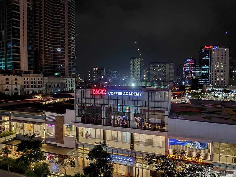 BGC at night 2