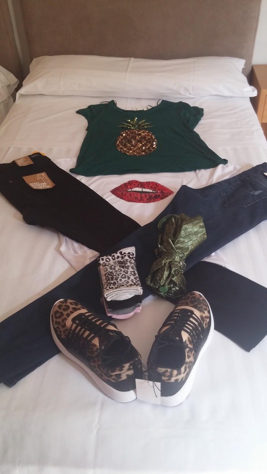 Bilbaon ostokset!