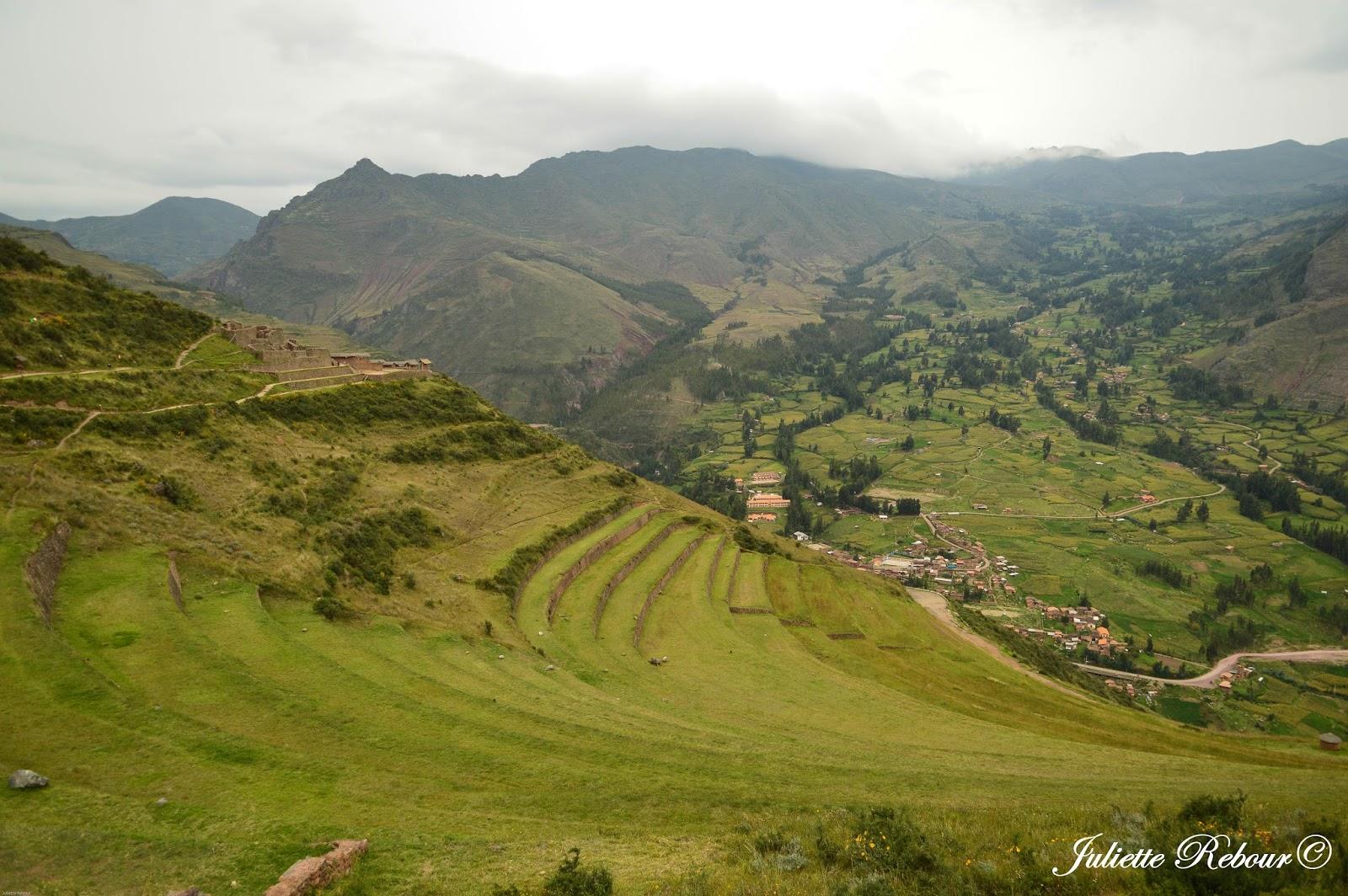 Pisaq et les ruines incas