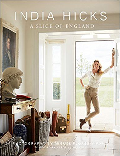 NEW BOOK FROM INDIA HICKS