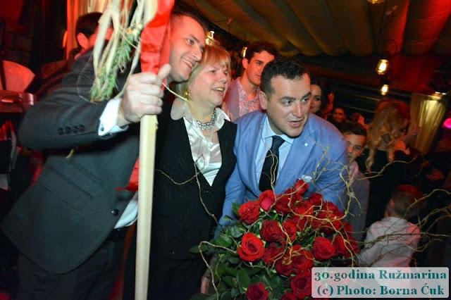 Proslava 30 godina Ružmarina @ Opatija, 15.02.2016