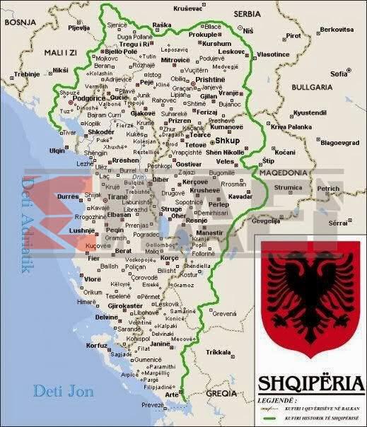 O Efialths Ths Megalhs Albanias