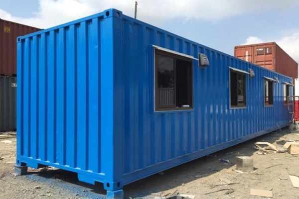 Thể tích container 40 feet