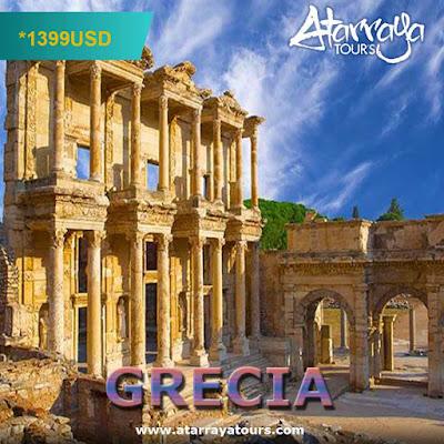imagen Tours Grecia 06 Noches 07 Dias