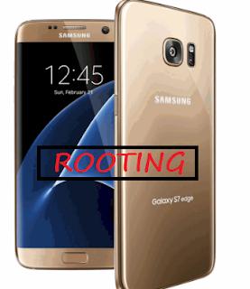 Cara Root Samsung Galaxy S7 dan S7 Edge Terbaru Work 100%
