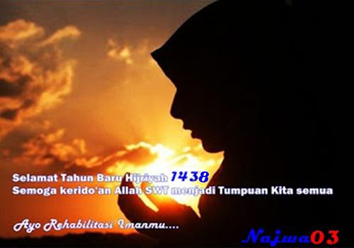Kata Kata Ucapan Selamat Menyambut Tahun Baru Hijriah 1438 H
