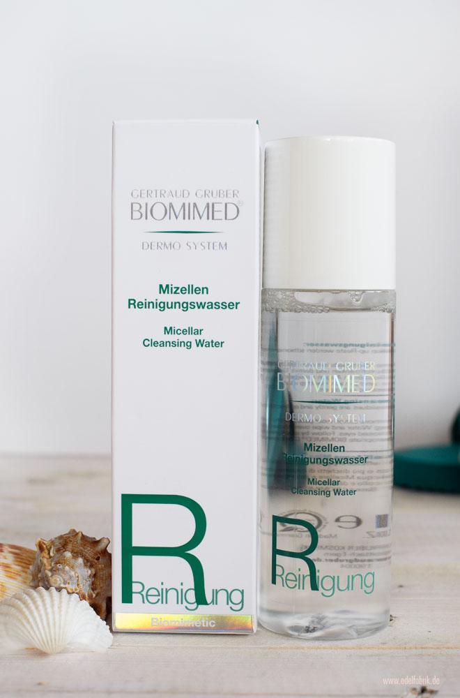 Biomimed Mizellen Reinigungswasser für empfindliche Haut