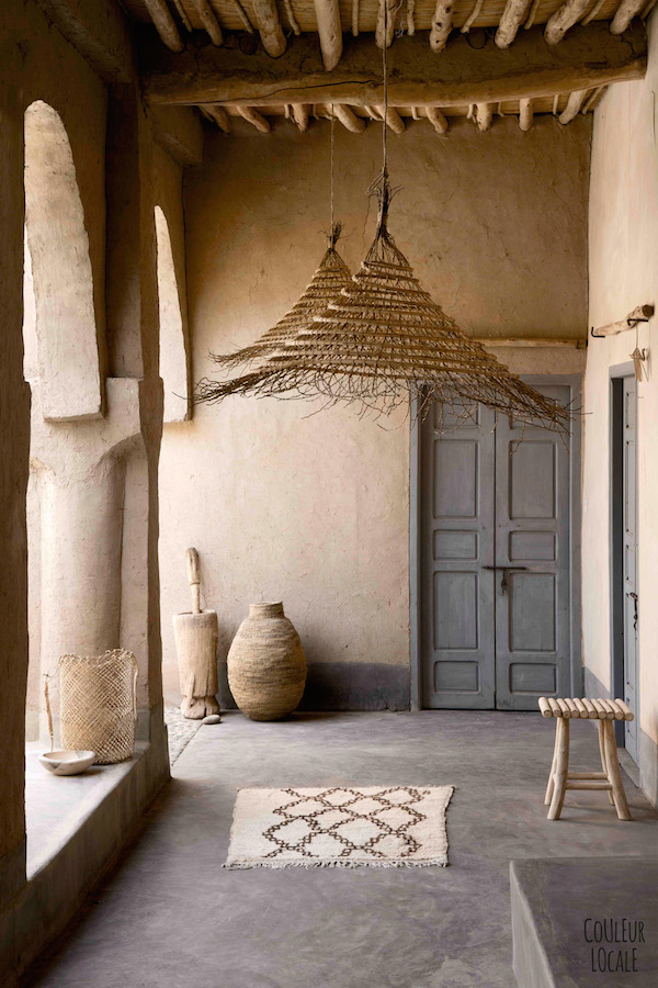 Shopping  Couleur locale au Maroc