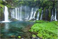 น้ำตกชิระอิโตะ (Shiraito Falls)