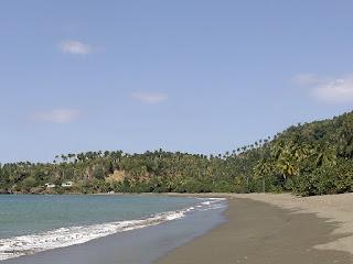 Kuba, Baraco, Sandstrand am Stadtrand, Boca Miel