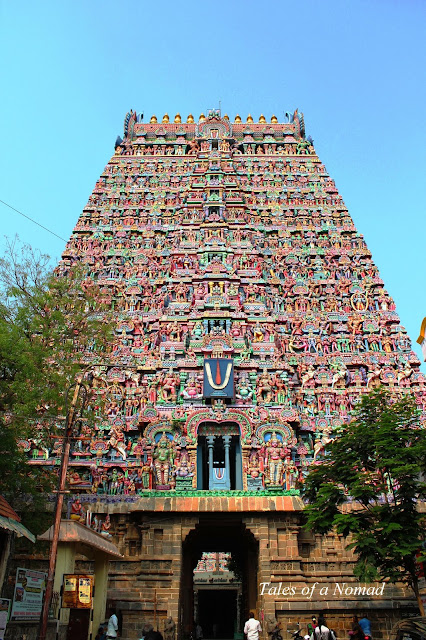 Popular Temples of Kumbakonam