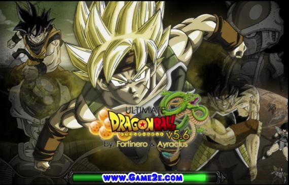 Ultimate Dragonball v5 6e