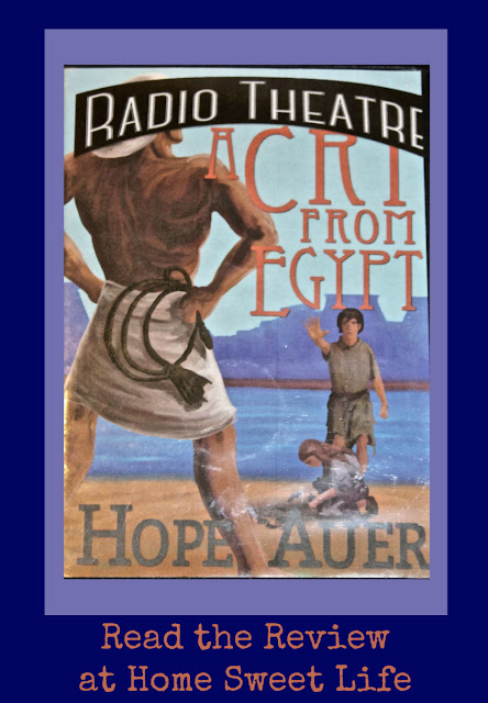 Radio Theatre, A Cry From Egypt, Hope Auer
