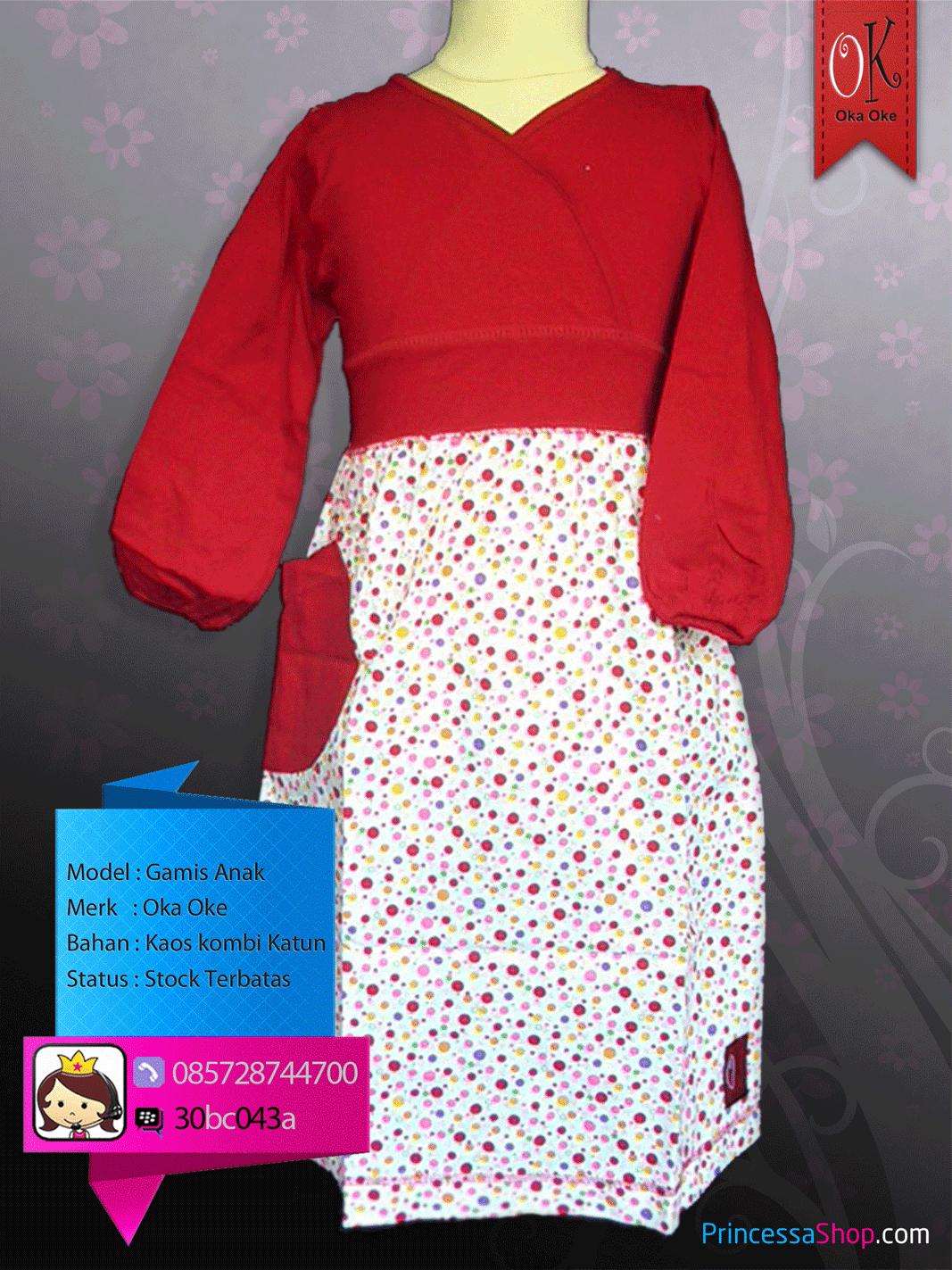 Baju-Gamis-Anak-Perempuan-Terbaru-Oka-Oke-Bahan-Kaos-Katun-Harga-Murah-Online