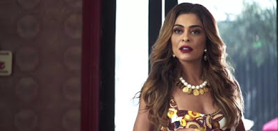 Maria da Paz (Juliana Paes) sofrerá um atentado nesta semana em A Dona do Pedaço