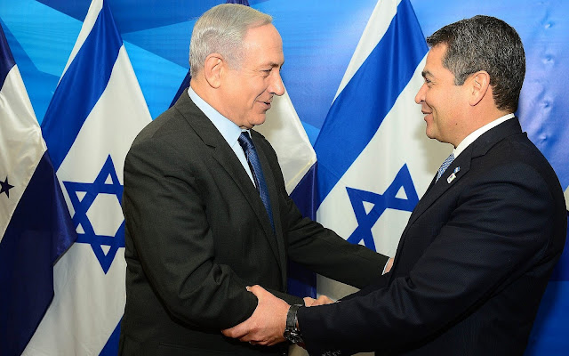 Honduras and Panama to Move Embassies to Jerusalem