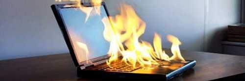 mengatasi laptop panas