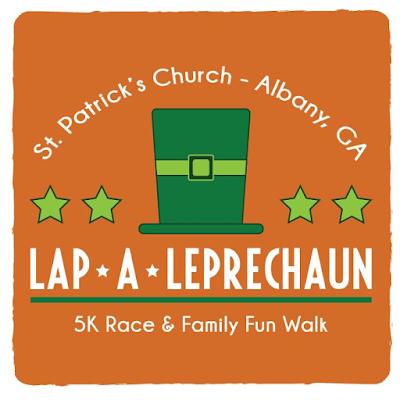 Lap-A-Leprechaun 5K