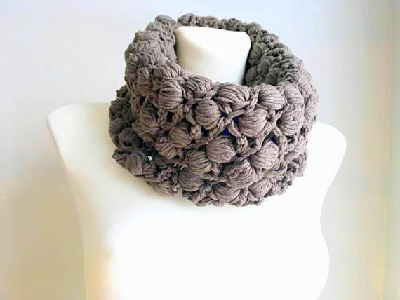 cowl scarf crochet pattern