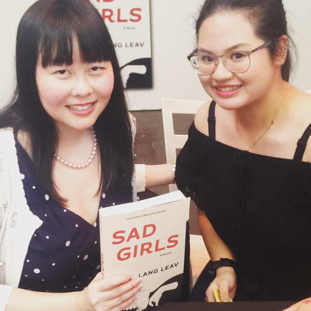 book signing lang leav