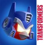 Angry Birds Transformers Apk v1.19.3 Mod (Free Shopping)