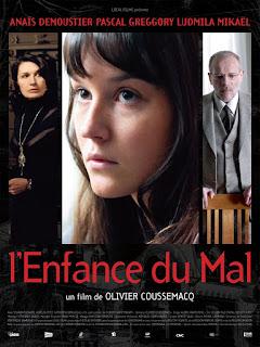 L'ENFANCE DU MAL poster affiche