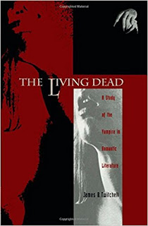The Living Dead: A Study of the Vampire in Romantic Literature – review