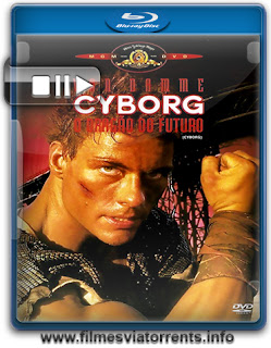Cyborg, O Dragão do Futuro Torrent