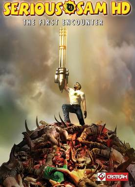 Serious Sam HD The First Encounter pc full español mega 1 link por mega y google drive.
