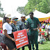 UN World Disabliity Day : Tonto Dikeh  Caters For Over  400 Disabled Persons In Abuja
