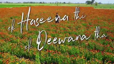 Ek Haseena Thi Ek Deewana Tha Film Poster Wallpaper