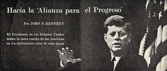 Resultado de imagen para KENNEDY Y CHE GUEVARA