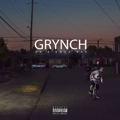 GRYNCH - On a Good One - Album Download, Itunes Cover, Official Cover, Album CD Cover Art, Tracklist