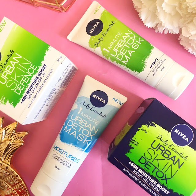 Nivea Daily Essentials