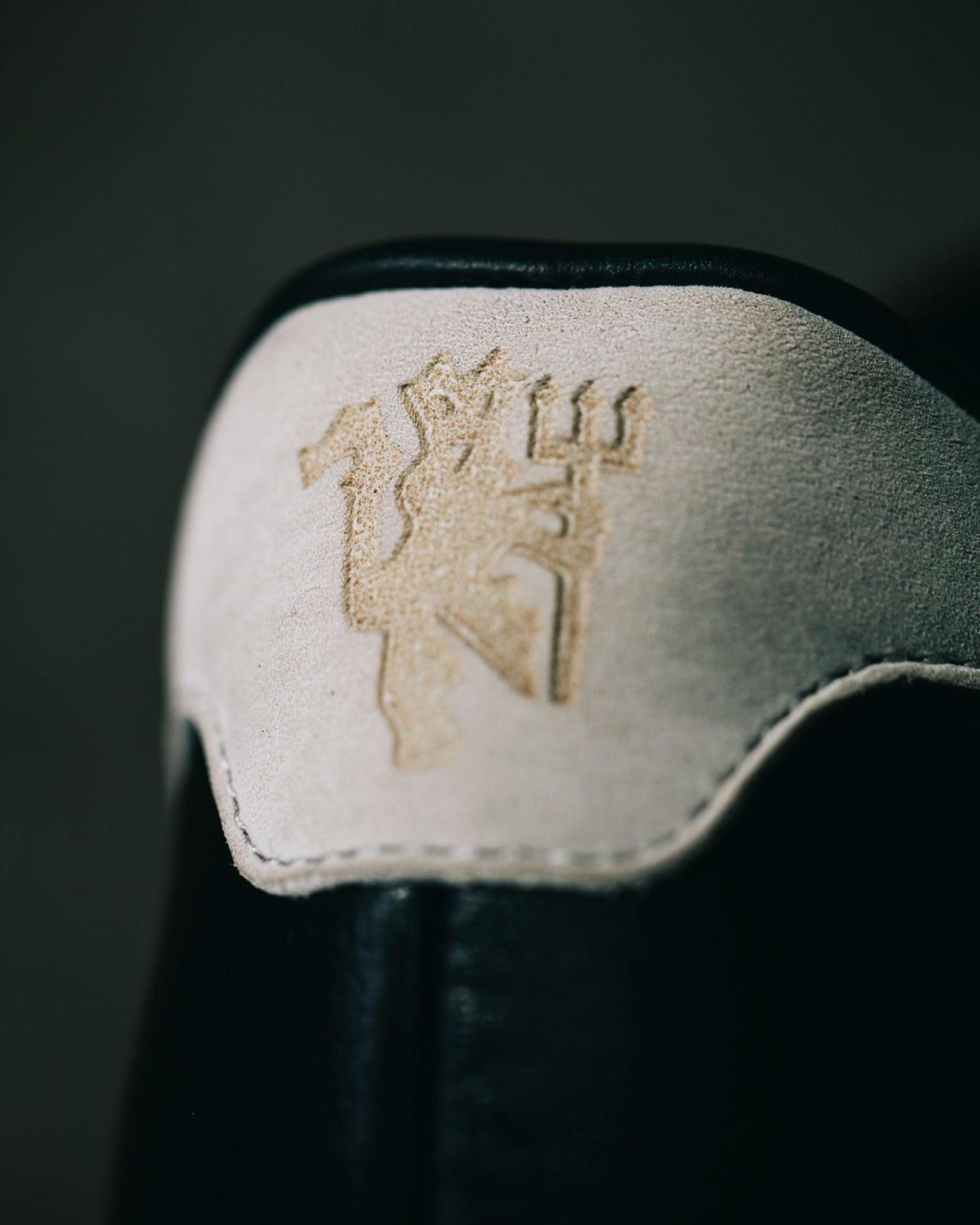 adidas presenta las zapatillas Ashington dedicadas al Manchester United