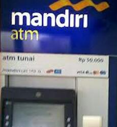Cara Mengetahui Jumlah Saldo Rekening Mandiri Melalui Mesin ATM