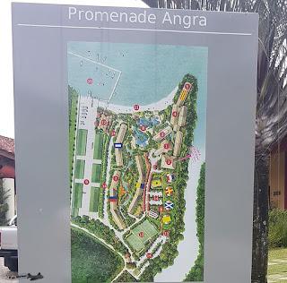 Promenade Angra, Condomínio Costa Bella, Angra dos Reis, Rio de Janeiro, Zarpo