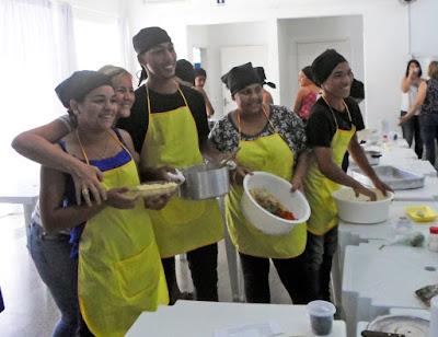 Curso de culinária para adolescentes encerra com o concurso Chef Teen