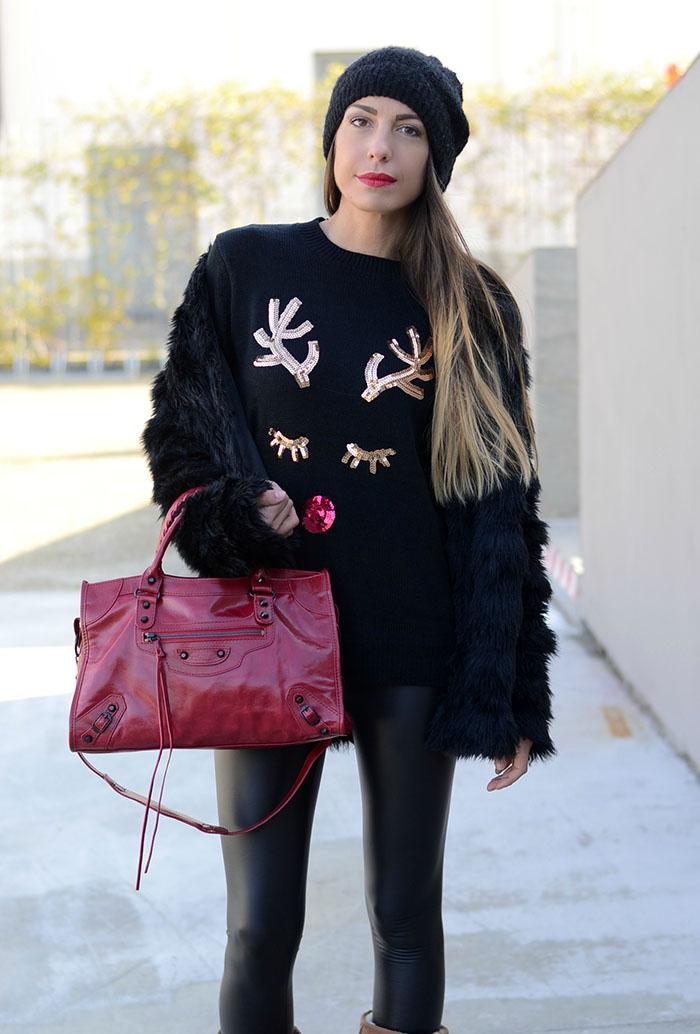 maglione renna